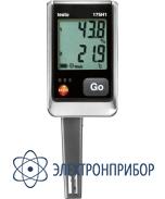 2х-канальный логгер данных влажности и температуры с внутренними сенсорами (ntc/емкостный сенсор влажности) testo 175 H1