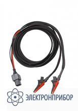 Испытательные провода с зажимом 2,5 м A 1408