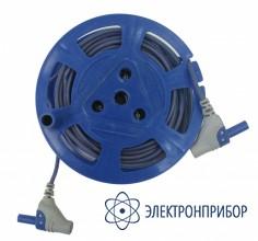 Катушка с синим проводом 10м РЛПА.685442.004-01