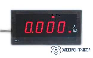 Вольтметр цифровой щитовой переменного тока ЦВ2101-011-К-12