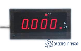 Амперметр цифровой щитовой переменного тока ЦА2101-003-В-23