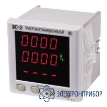 Многофункциональный измеритель, базовая модификация (измерение 31 параметра электросети, один порт связи rs-485) PD194PQ-9R4T