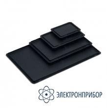 Антистатическая крышка для плоскодонных контейнеров rako, 400 x 300 мм 3-214-1 EL