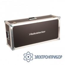 Для приборов radiodetection Кейс для транспортировки (жесткий, ударопрочный, на колесах)