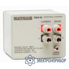 Стандарт сопротивления 1 ком Fluke 742A-1k