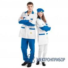 Антистатический костюм женский VAK-W