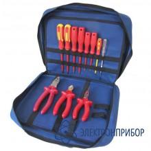 Набор инструмента для обслуживания электрических сетей Pro'sKit 1PK-816N