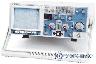 Осциллограф аналогово-цифровой АСК-2021