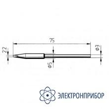 Клин 2,2мм (к microtool) 212FD-LF