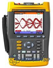 Осциллограф-мультиметр (100 мгц, 1 гвыб/с) со встроенными возможностями проверки состояния шин в промышленных системах Fluke 215C