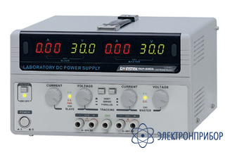 Многоканальный линейный источник питания GPS-2303