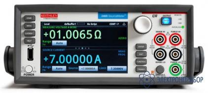 Калибратор-мультиметр (источник-измеритель) 2460