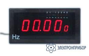 Частотомер цифровой щитовой переменного тока ЦД2100-К-110