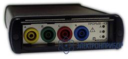 Прибор для измерения показателей качества электрической энергии Прорыв-КЭ-А