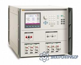 Трехфазный калибратор электрической мощности с опциями энергии и качества питания Fluke 6003A/PQ/E