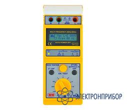 Цифровой измеритель параметров устройств защитного отключения 2712 EL