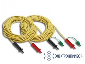 10 кв экранированные измерительные провода, 8 м, 2 шт. S2029