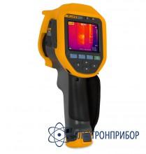 Тепловизор с системой автофокусировки lasersharp™ и беспроводным подключением Fluke Ti200