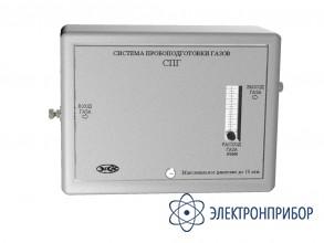 Система пробоподготовки газов СПГ-В-Д2-ФП-Д-Р