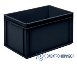 Плоскодонный esd контейнер rako 3-202-0 EL