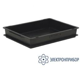 Плоскодонный esd контейнер rako 3-208-0 EL