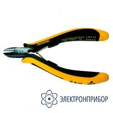 Бокорезы esd для мягкого провода до 1,0 мм и жесткого до 0,4 мм 3-654-15