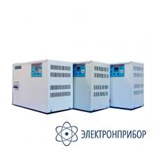 Трехфазный стабилизатор переменного напряжения с блоком контроля фаз СН 6000/3