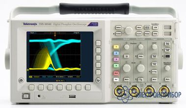 Осциллограф с цифровым люминофором TDS3034C