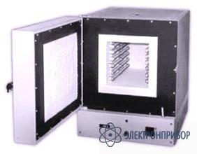 Электропечь SNOL 30/1300 с интерфейсным терморегулятором