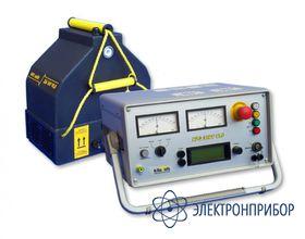 Портативная установка для испытания кабелей KPG 36kV VLF