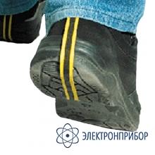 Одноразовые антистатические ремешки на обувь для посещения esd-защищенных зон А-1430