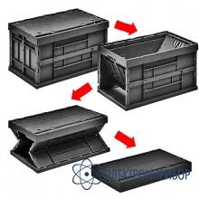 Антистатические складные контейнеры 34-6430-10 EL