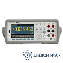 Цифровой мультиметр серии truevolt с базовыми возможностями 34460A