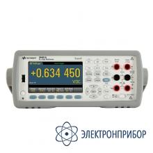 Цифровой мультиметр серии truevolt 34461A