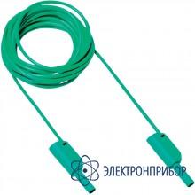 Измерительный провод, зеленый, 4 м A1012