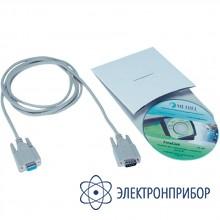 По teralink с интерфейсным кабелем rs-232 A1056