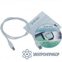 По teralink pro с интерфейсным кабелем rs-232 и usb A1275