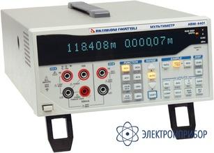 2-х канальный прецизионный мультиметр АВМ-4400