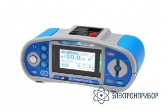 Многофункциональный измеритель параметров электроустановок (базовая комплектация) MI 3102H SE