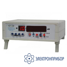Цифровой вольтметр (0,5%, для работы с делителями дн) ИПН-2Э