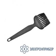 Антистатическая щетка общего назначения с мягкой щетиной, 7×47×143 мм 41-099-0083