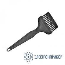 Антистатическая щетка общего назначения с мягкой щетиной, 7×61×145 мм 41-099-0084