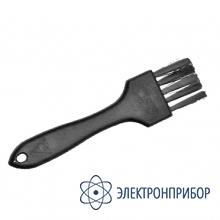 Антистатическая щетка общего назначения с жесткой щетиной, 8×40×165 мм 41-099-0091