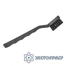 Антистатическая щетка в форме «зубной щетки» с жесткой щетиной, длина 180 мм 41-099-0093