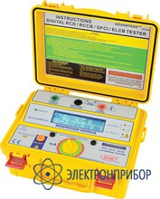 Цифровой измеритель параметров устройств защитного отключения 4112 EL