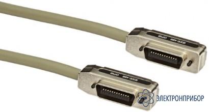 Экранированный интерфейсный кабель ieee-488 1 метр Fluke Y8021