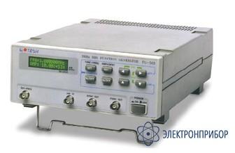 Генератор + частотомер FG-503