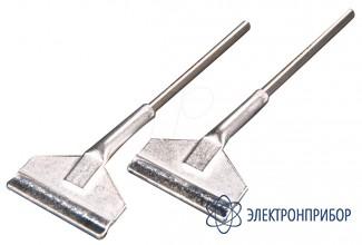 Насадки плоские (пара) к термопинцету, ширина граней 27,5мм 452FDLF275 (422FD8)