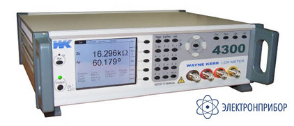 Измеритель rlc WK 43100