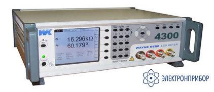 Измеритель rlc WK 4320